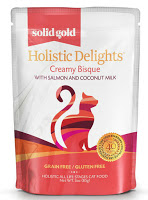 Food with coconut milk or oil, like Solid Gold's, is a cat food trend to watch for.